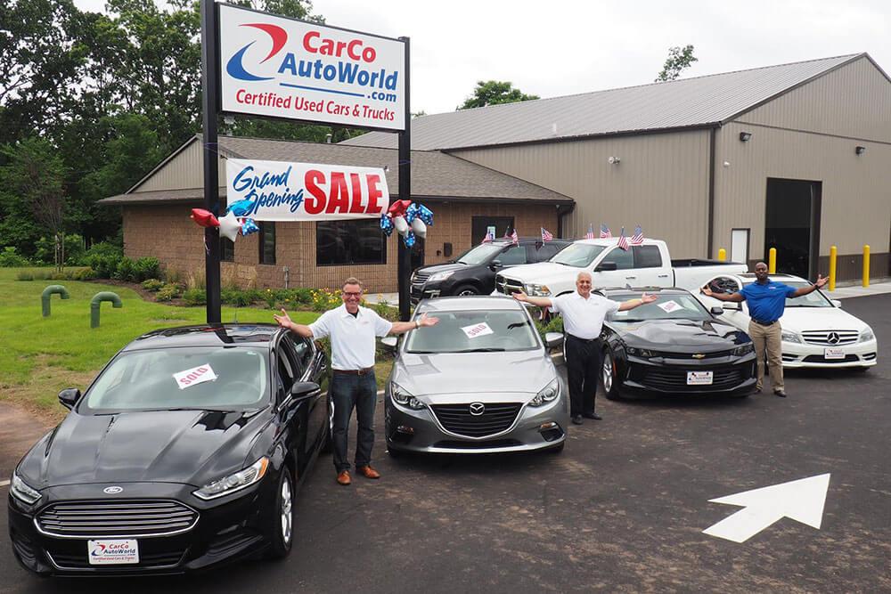 About Us | CarCo Auto World | South Plainfield, NJ 07080